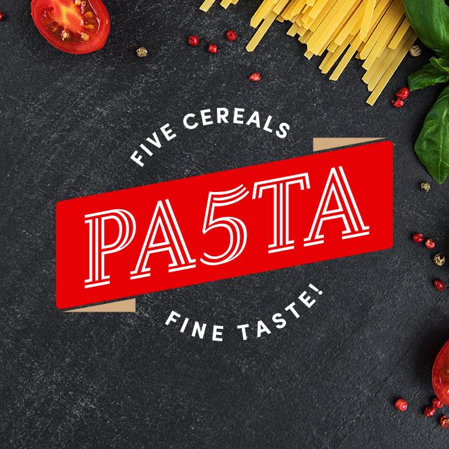 PA5TA Logo